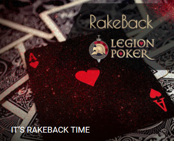 1xbet poker rakeback time