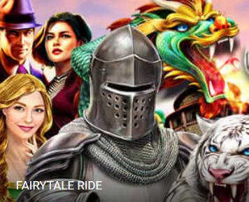 fairytale raid