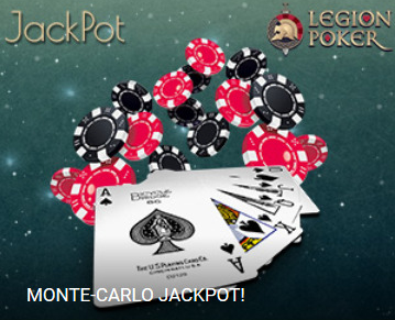 poker montecarlo jackpot