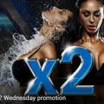 x2 wednesday promotion